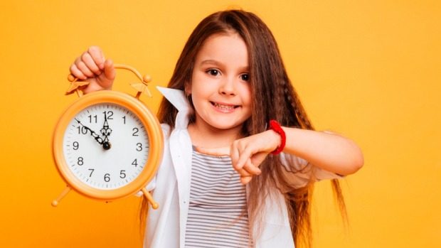 21 Easy Ways to Help Your Child With Time