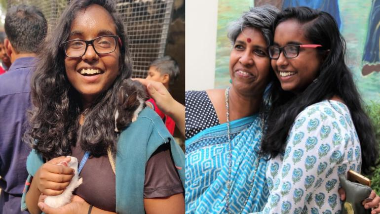 CBSE Class 12 topper in special needs category never took any tuitions all her life